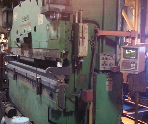 Used Cincinnati Hydraulic Press Brake