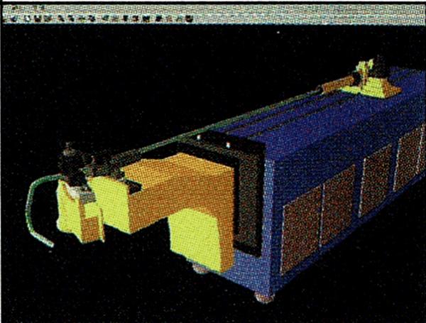 Dynamic Visual Simulation Software