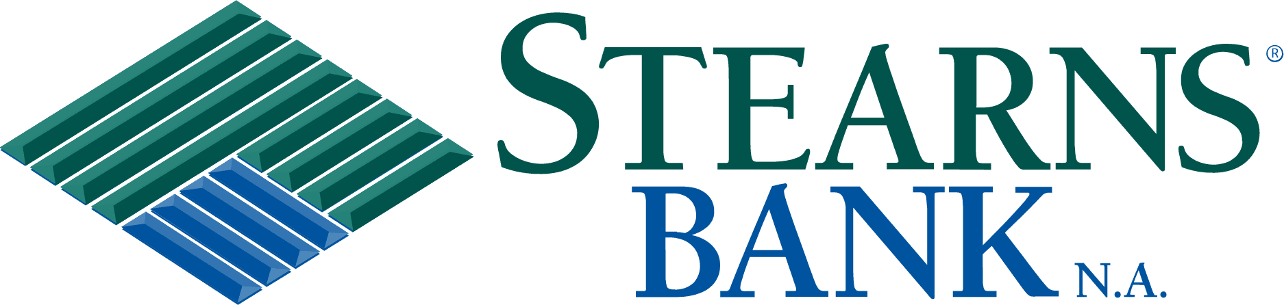 Financing available through Sterns Bank
