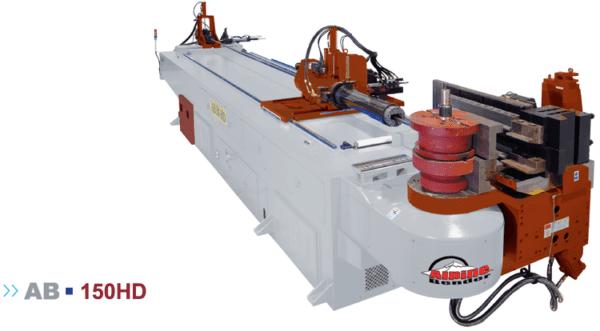 Alpine HD Model Hydraulic Bender