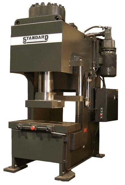 Standard Industrial C-Frame Press