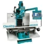 Clausing CNC Bed Mill with ACU-RITE MILLPWR Control