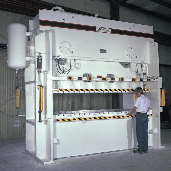 Standard Industrial CM SS Press