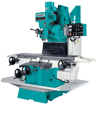 Clausing Super Bed Mill