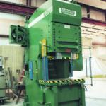 Standard Industrial DC C-Frame Press