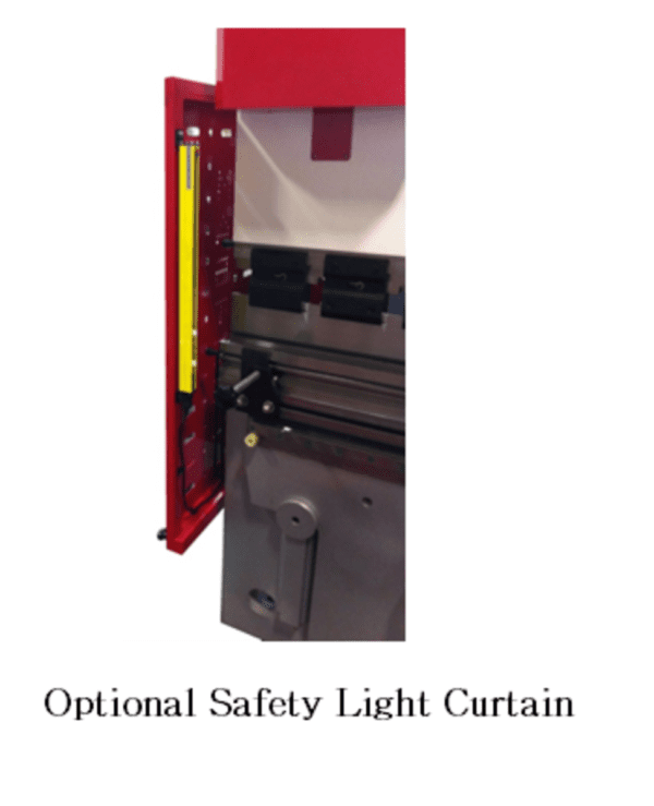 Masteel Optional Light Curtain