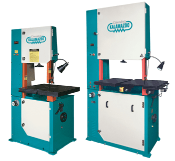 Clausing Vertical Band Saw